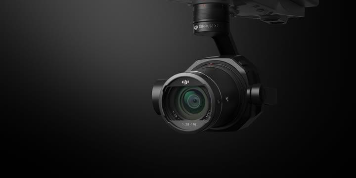ハイエンドな映像制作のために設計されたZenmuse X7は、素晴らしい解像感と映像品質を実現する一体型ジンバル搭載のコンパクトSuper 35mmカメラです。